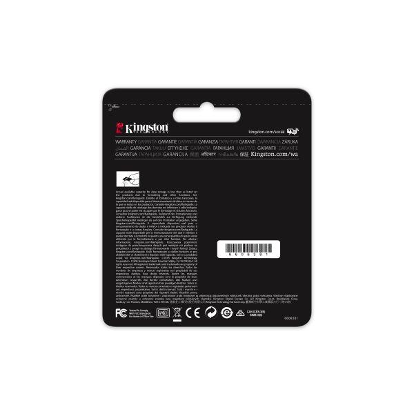 MEMORIA SD KINGSTON CANVAS REACT 64GB SDXC UHS-I CLASE10 SDR/64GB