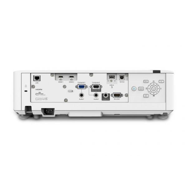 PROYECTOR EPSON POWERLITE L500W 5000 LUMENES WXGA RJ45 V11H908020