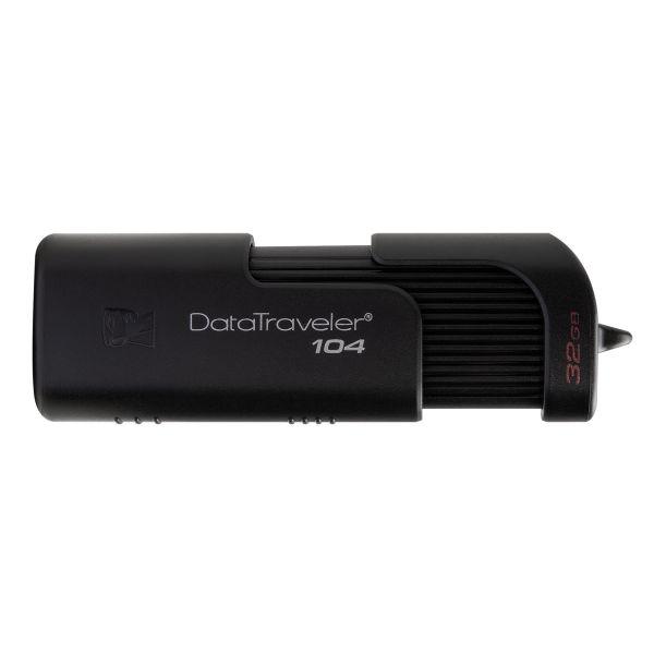 MEMORIA USB FLASH KINGSTON 32 GB USB 2.0 (DT104/32GB)
