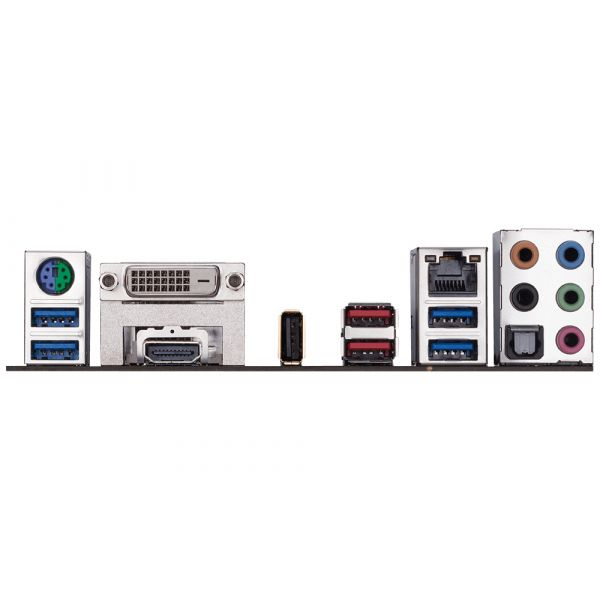 TARJETA MADRE GIGABYTE GA-AB350-Gaming 3 4DDR4 1PCIe16 DVI/HDMI AM4