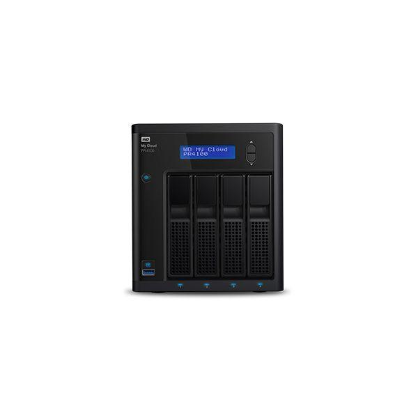 DISCO DURO WESTERN DIGITAL MY CLOUD PR4100 NAS 32TB 1.6GHz USB 3.0