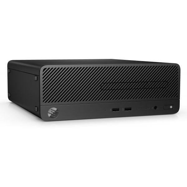 COMPUTADORA HP 280 G3 SFF CORE I3 8100 8GB 1TB DVD WIN10PRO 5PB89LA