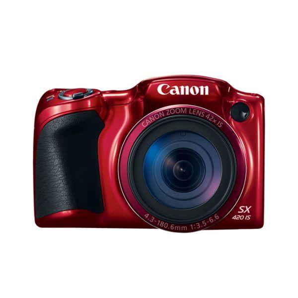 CAMARA CANON SX420 20 MPX ZOOM 42X LCD 3