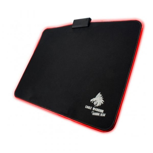 MOUSEPAD EAGLE WARRIOR SCORPION LED MEDIANO