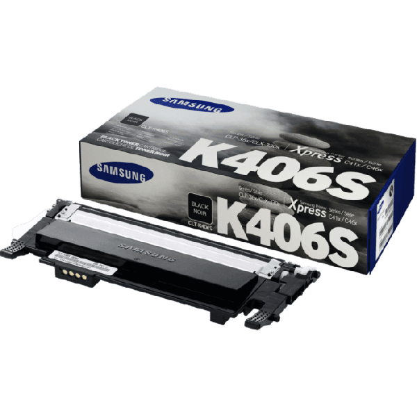 CARTUCHO TONER SAMSUNG CLT-K406S NEGRO