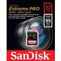 MEMORIA SD SANDISK CLASE 10 32GB COLOR NEGRO (SDSDXXG-032G-GN4IN)