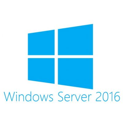WINDOWS SERVER STANDAR 2016 OEM ESPAÑOL DVD P73-07124