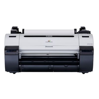 PLOTTER CANON IMAGEPROGRAF IPF670 24'', COLOR, INYECCIÓN, 2162C002AA