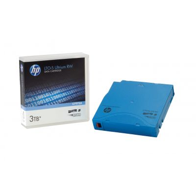 CARTUCHO DE DATOS REGRABABLE HPE LTO5 ULTRIUM 3TB C7975A