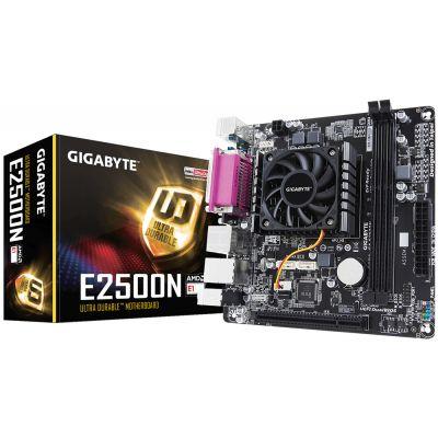 TARJETA MADRE CON PROCESADOR INTEGRADO GIGABYTE E2500N DUAL CORE DDR3