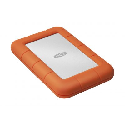 "DISCO DURO EXTERNO LACIE RUGGED MINI 4TB 2.5"" USB 3.0 WATERPROOF"