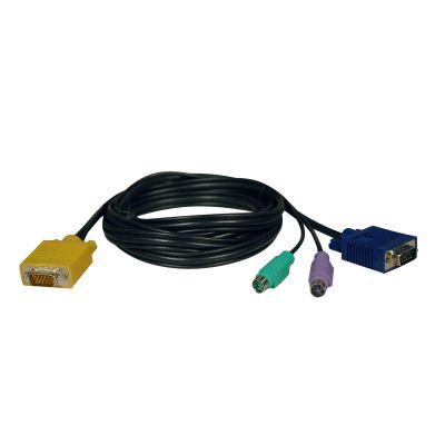 CABLE VGA TRIPP LITE HD15 MACHO A HD15 MACHO / (X2) MINIDIN6 M 1.8M