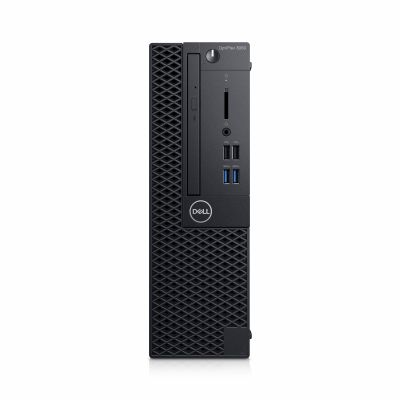 COMPUTADORA DELL OPTIPLEX 3060 SFF WIN10 CORE I3 4GB 1TB DVD 4591J