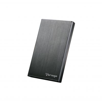 "ENCLOSURE VORAGO HDD-201 2.5"" NEGRO"