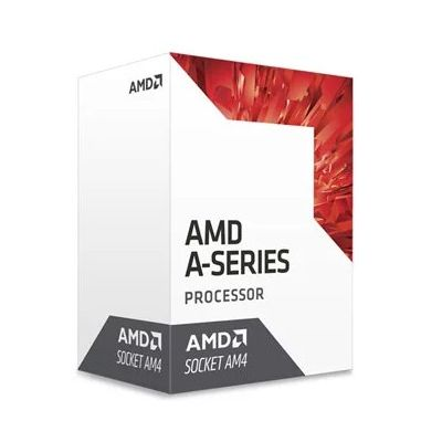 PROCESADOR AMD A10 9700 4CORE 3.8GHz 65W SOC AM4 CAJA AD9700AGABBOX