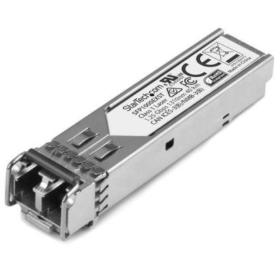 STARTECH TRANSCEPTOR FIBRA SFP 1Gb 1000BASE-EX MONO LC 40KM GLCEXSMDST