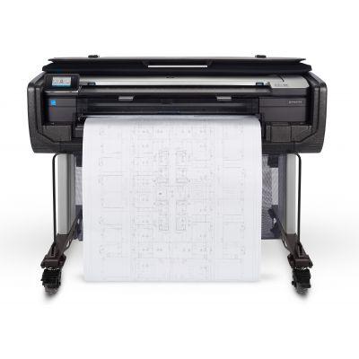 PLOTTER HP DESIGNJET T830 36'' COLOR, PRINT, SCAN, COPY, F9A30A