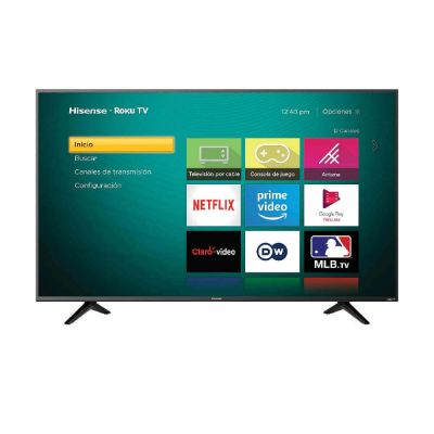 "PANTALLA SMART TV HISENSE 75R6FM 75"" 4K 3480x2160 WIFI 3HDMI 60HZ HDR1"