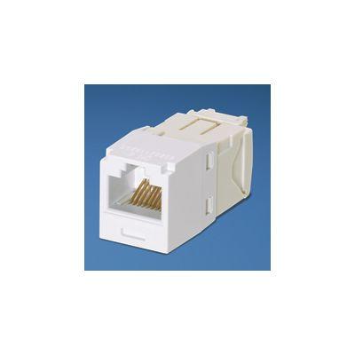 JACK MODULAR PANDUIT CATEGORIA 6 GIGABIT-TX RJ-45 BLANCO CJ688TGWH