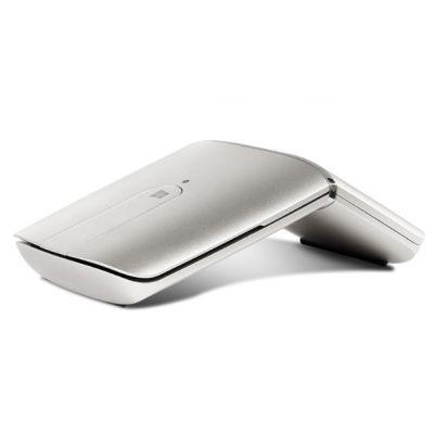 MOUSE LENOVO YOGA 1 USB ÓPTICO 1600 DPI INALAMBRICO PLATA GX30K69566