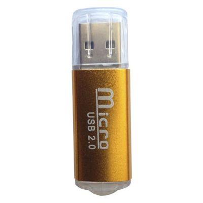 LECTOR MICROSD BROBOTIX 345673C COLOR BLANCO USB 2.0