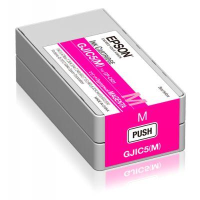 CARTUCHO EPSON COLORWORKS GP-C831 GJIC5(M) MAGENTA C13S020565