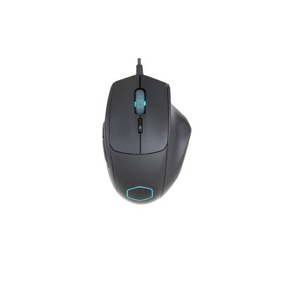 MOUSE GAMER COOLER MASTER ÓPTICO MM520 ALAMBRICO USB 12.000 DPI NEGRO