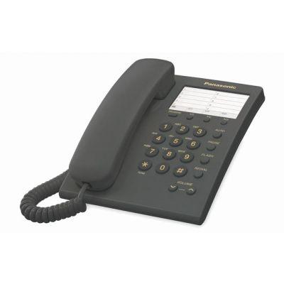 TELEFONO PANASONIC KX-TS550MEB NEGRO