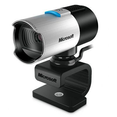 WEBCAM MICROSOFT LIFECAM STU VIDEO HD 1080P WS16:9 C/MICROFON USB