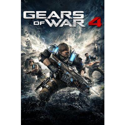 VIDEOJUEGO XBOX ONE GEARS OF WAR 4 (4K)