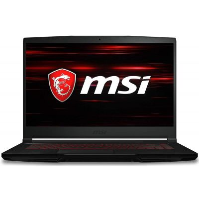 "LAPTOP GAMER MSI GF63 15.6"" I7 8750H 8GB 1TB+128SSD GTX1050TI 4GB"