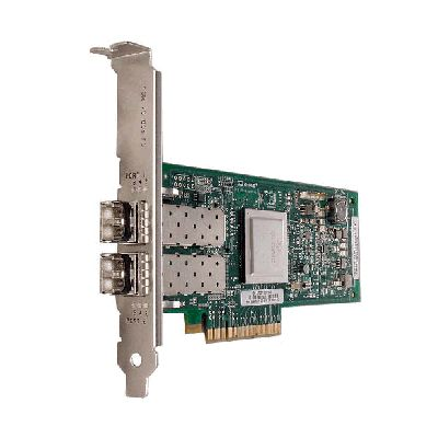 TARJETA PCI EXPRESS QLOGIC IBM 42D0510 2 PUERTOS 8 GBIT/S