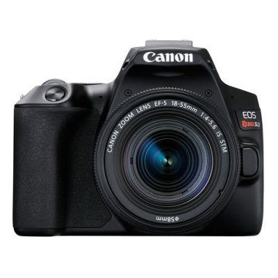 CAMARA FOTOGRAFICA CANON EOS REBEL SL3 24.1MP 4K 3453C002AA