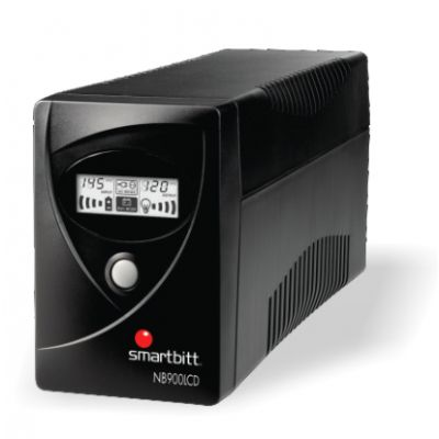 NO BREAK SMARTBITT 900VA 480W IN 80-145V OUT 120V SBNB900LCD