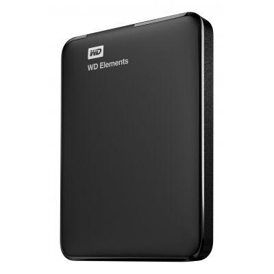 DISCO DURO EXTERNO WESTERN DIGITAL WDBU6Y0020BBK 2000 GB USB 3.0 2.5