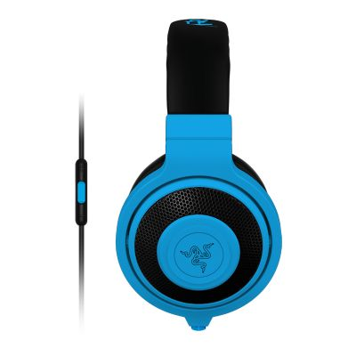 HEADSET RAZER KRAKEN MOBILE BLUE 3.5MM IOS RZ04-01400600-R3U1