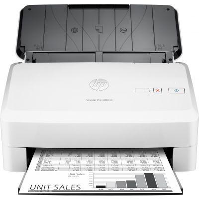 ESCANER HP SCANJET PRO 3000 S3 CON ALIMENTADOR (SHEET-FEED) L2753A