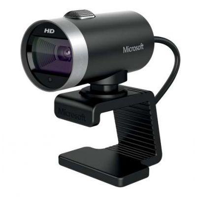 WEBCAM MICROSOFT CINEMA HD R 720P WIDESCREEN 16:9 USB