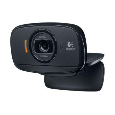 CAMARA WEB LOGITECH B525 2MPX 30FPS USB2.0 1280X720 AUTO FOCUS MICRO