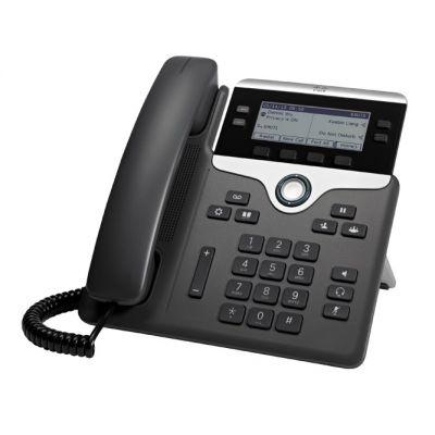 TELEFONO IP CISCO CP-7841-K9 NEGRO/GRIS