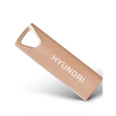 MEMORIA USB HYUNDAI U2BK/16GARG ORO ROSA 16 GB USB 2.0