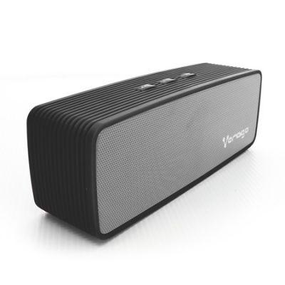 BOCINA VORAGO BSP-100 V2 BLUETOOTH MANOS LIBRES USB MSD FM NEGRO