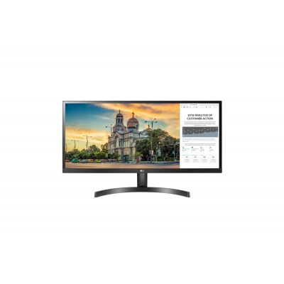 "MONITOR LG 34WL500-B ULTRAWIDE LED 34"" IPS 2560x1080 5MS 2xHDMI 75HZ"