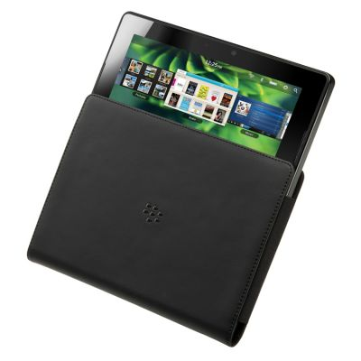 "FUNDA PARA TABLETS MARCA BLACKBERRY 7"" POCUH COLOR NEGRO HDW-39228-001"