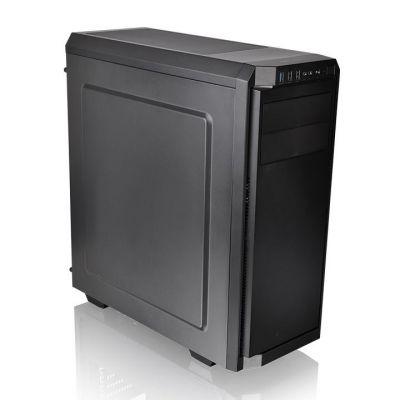 GABINETE TMK V100 THERMALTAKE MIDI-TOWER PC SPCC NEGRO