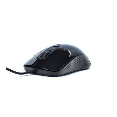 MOUSE VORAGO MO-102 NEGRO OPTICO ALAMBRICO 1000/1600 DPI'S USB
