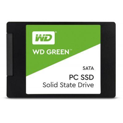"""UNIDAD SSD WD GREEN 240GB 2.5"""" SATA3 7MM 545MB/s (WDS240G2G0A)"""