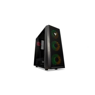 GABINETE GAMER GAME FACTOR CSG502 ATX USB 3.0