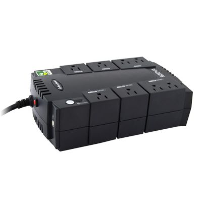 NO BREAK CYBERPOWER 550VA 330W CPS STANBY 8 CONT USB-TEL CP550SLG