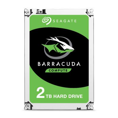 DISCO DURO INTERNO SEAGATE 2TB 3.5 ST2000DM008 64MB 7200RPM BARRACUDA